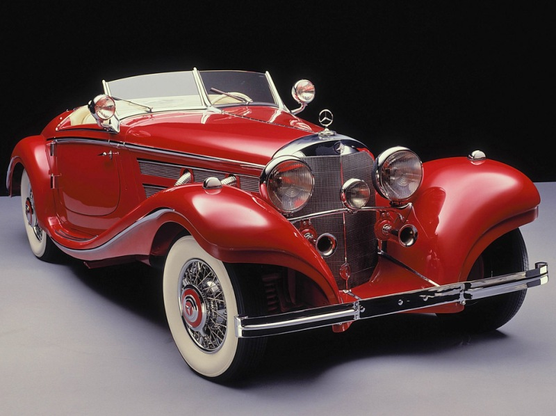 Mercedes-Benz 540 K Spezial-Roadster (1936)
