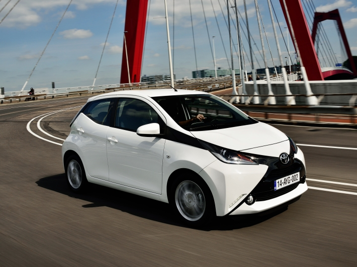 First Drive : Toyota Aygo 2014