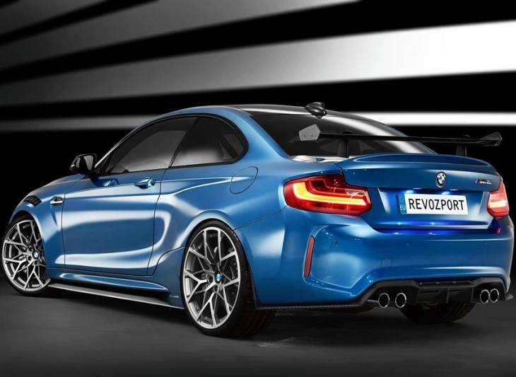 BMW M2 Tuning by RevoZport