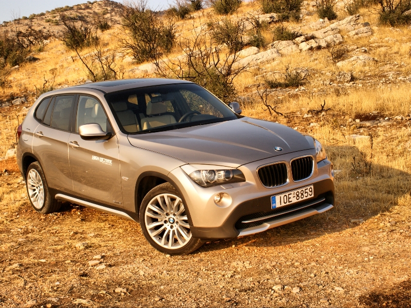 Driven : BMW X1 sDrive18i