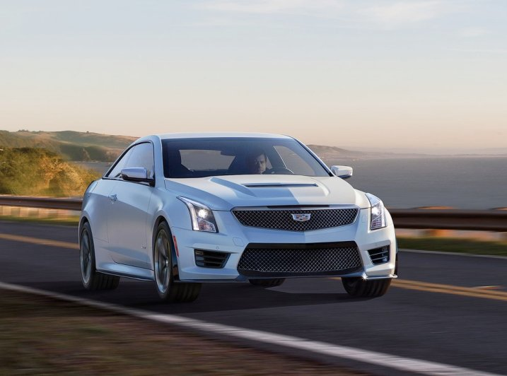 Ανάλυση : Cadillac ATS-V (+video)