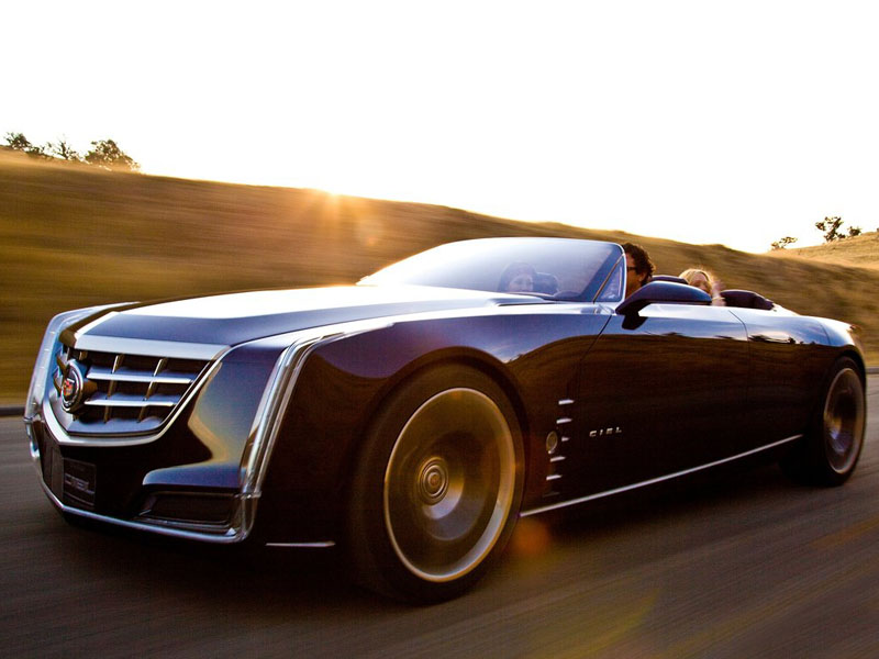 Cadillac Ciel Concept (+video)