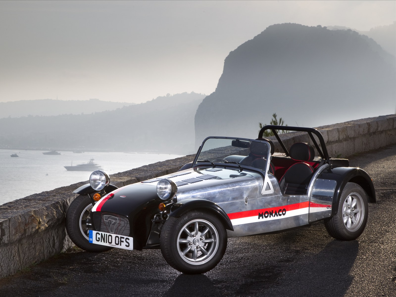Caterham Seven Roadsport 125 Monaco