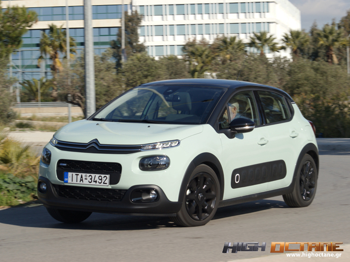 Driven : Citroen C3 1.2 PureTech 82ps