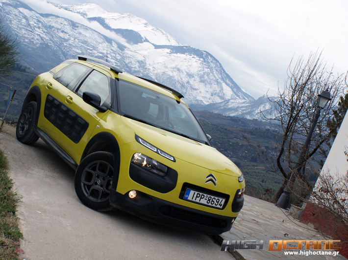 Driven : Citroen C4 Cactus 1.6 Blue HDi 100