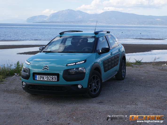 Driven : Citroen C4 Cactus 1.6 BlueHDi Diesel 100ps ETG