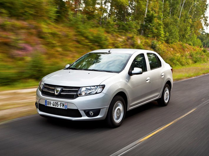 Dacia Logan 2013 (+video)