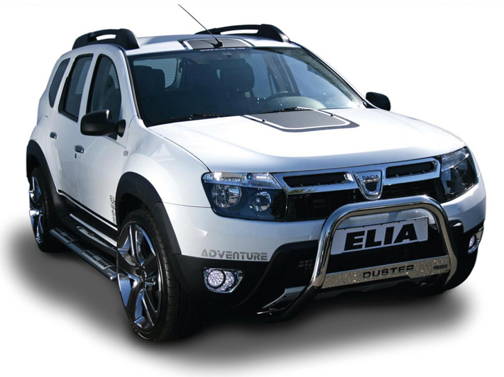 Dacia Duster Tuning by Elia