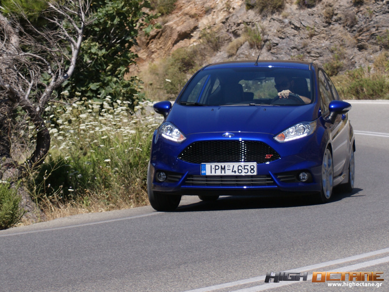 Driven : Ford Fiesta ST 2014