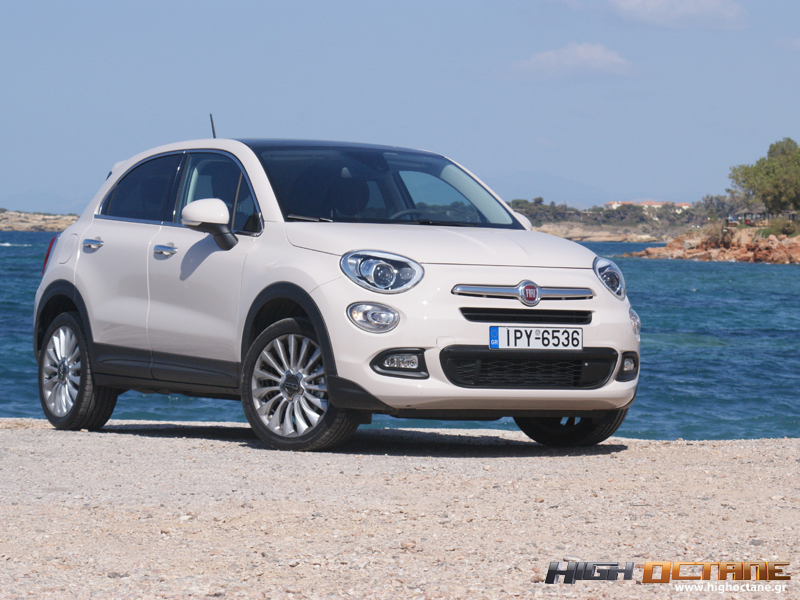 Driven : Fiat 500X 1.3 MultiJet Diesel