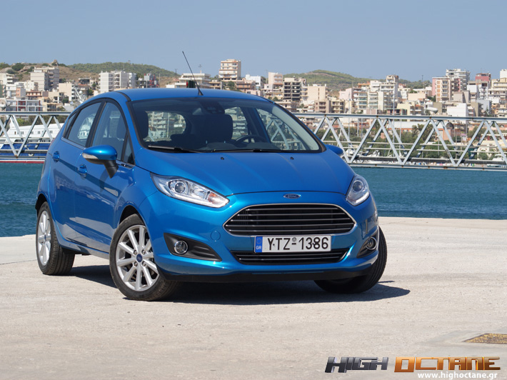 Driven : Ford Fiesta 1.5 TDCi Diesel 95ps