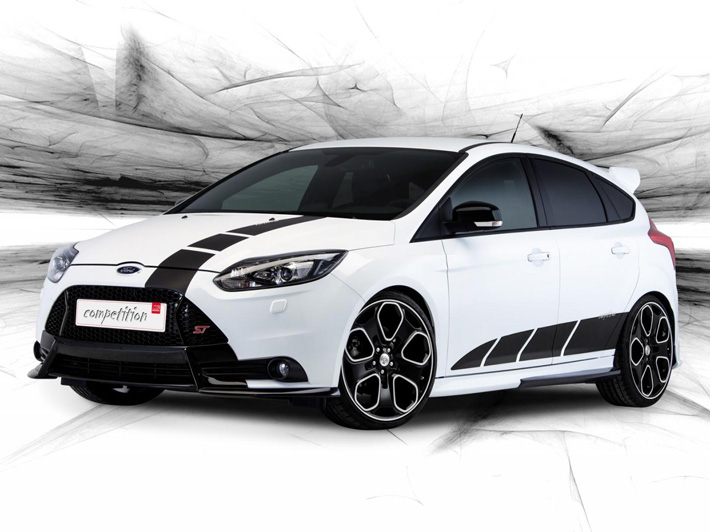 Ford Focus ST Tuning by MS Design