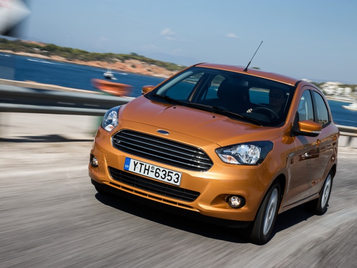 First Drive : Ford Ka+ 1.2 85ps (+video)