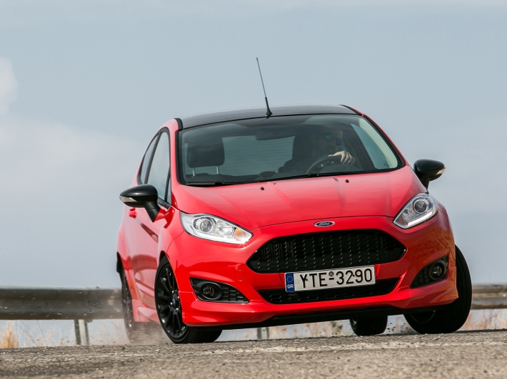 Τιμές Ford Fiesta 1.0 EcoBoost 140ps