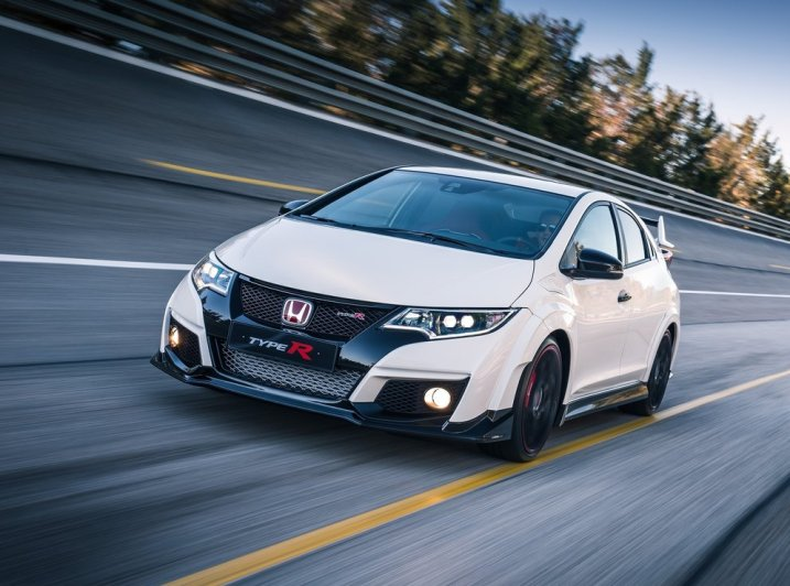 Ανάλυση : Honda Civic Type-R (+videos)