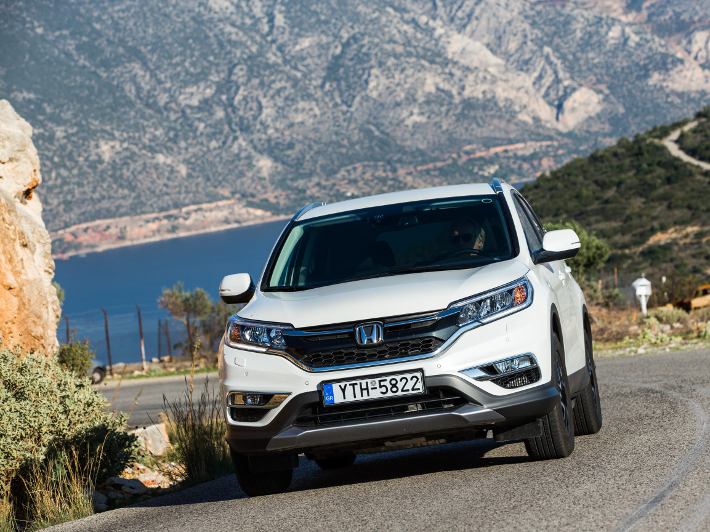 First Drive : Honda CR-V 1.6 i-DTEC Diesel 9Speed Auto