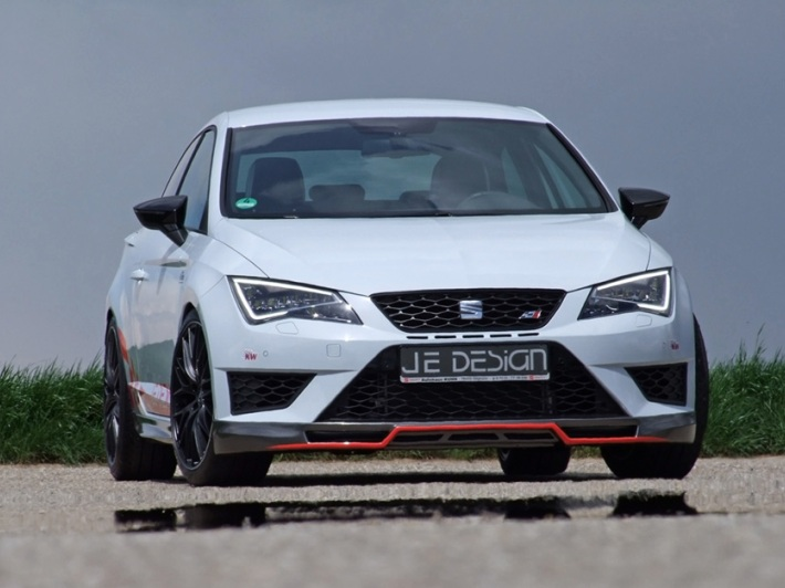 Seat Leon Cupra 2014 Tuning by JE Design