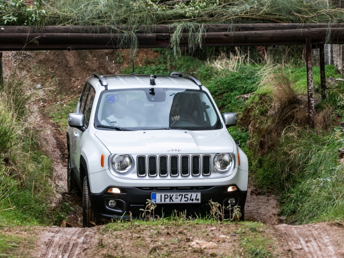 First Drive : Jeep Renegade 1.4 MultiAirII 170ps Auto 4x4