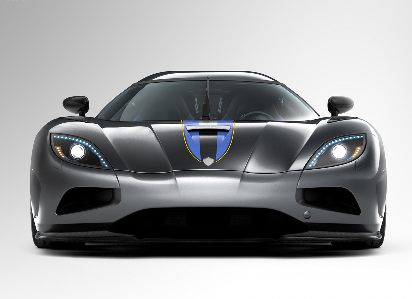 Koenigsegg Agera (+video)