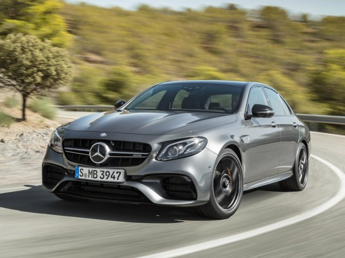 Mercedes-Benz E63 AMG (2017) + Video
