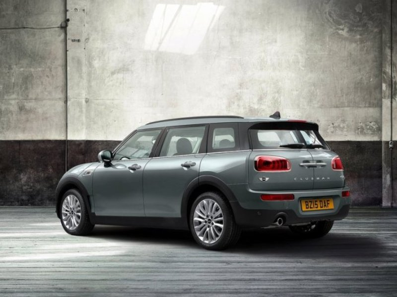Mini Clubman 2016 (+video)