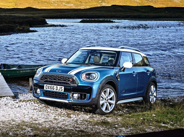 Mini Countryman 2017 (+video)