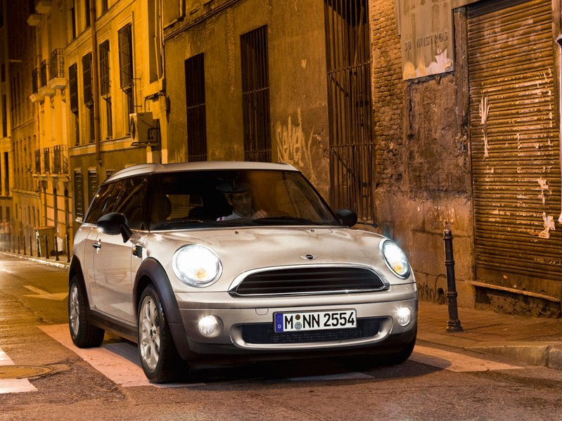 Τιμές Mini Clubman One (8/10/09)