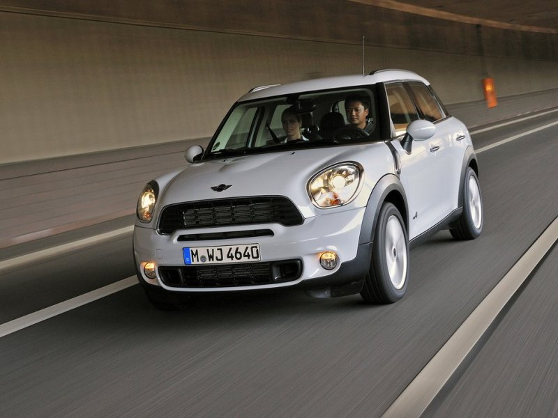 Driven : Mini Countryman Cooper S