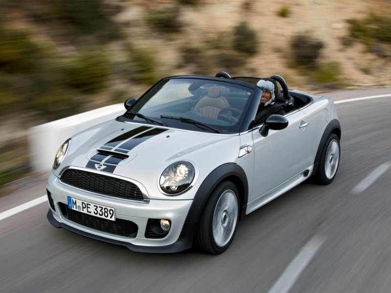 Mini Roadster 2012 (+video)