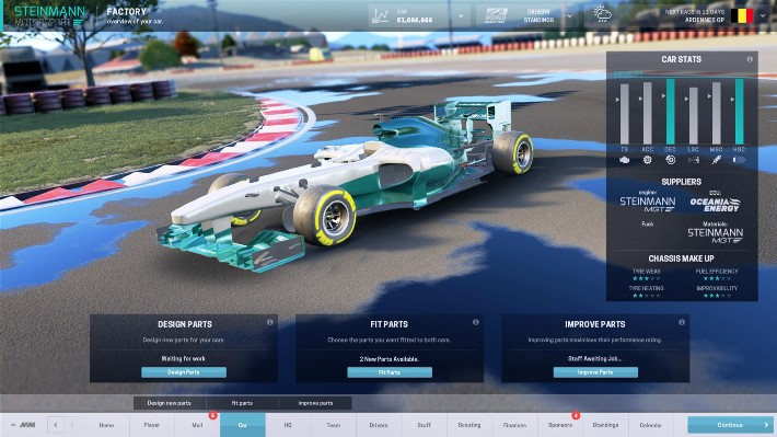 Έρχεται Motorsport Manager… +(video)