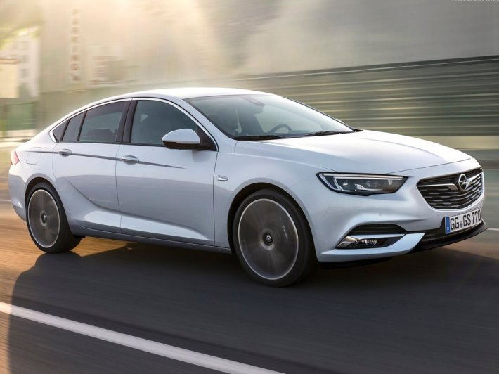 Opel Insignia Grand Sport (+video)