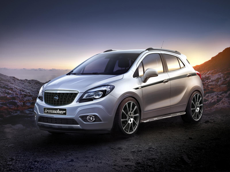 Opel Mokka Tuning by Irmscher