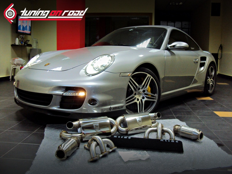 Porsche 911 Turbo (997) Tuning by Tuning On Road