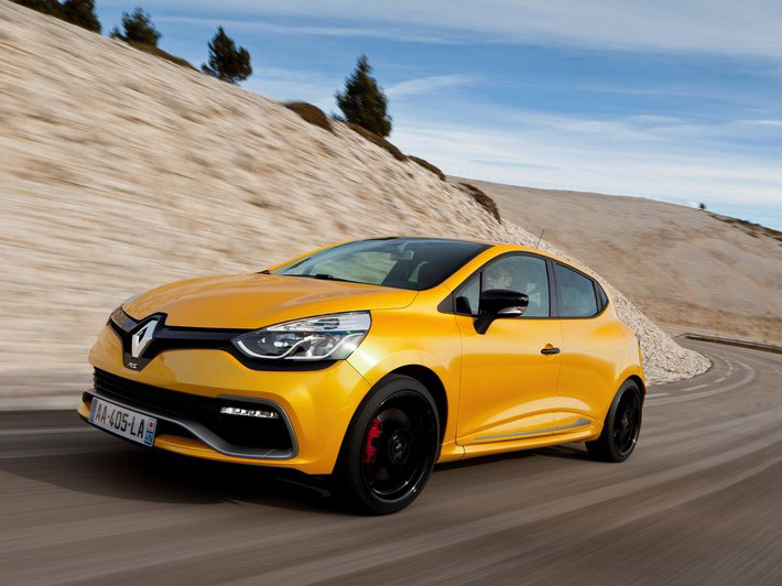 Ανάλυση : Renault Clio RS 2013 (+video)