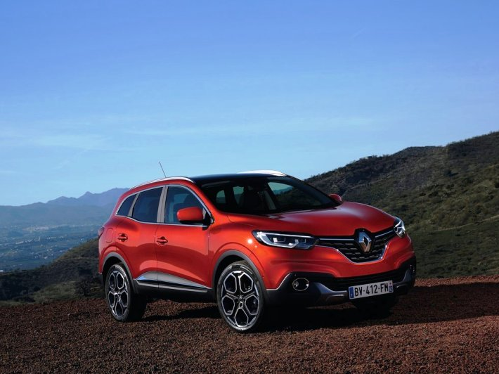 Renault Kadjar (+video)