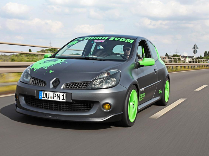 Renault Clio RS Tuning by Cam Shaft