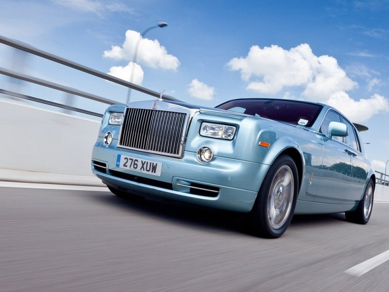 Rolls-Royce 102 EX Concept (+videos)