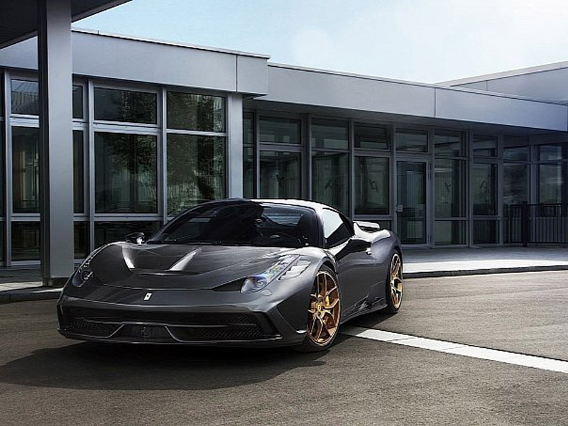 Ferrari 458 Speciale Tuning by Novitec Rosso (+videos)
