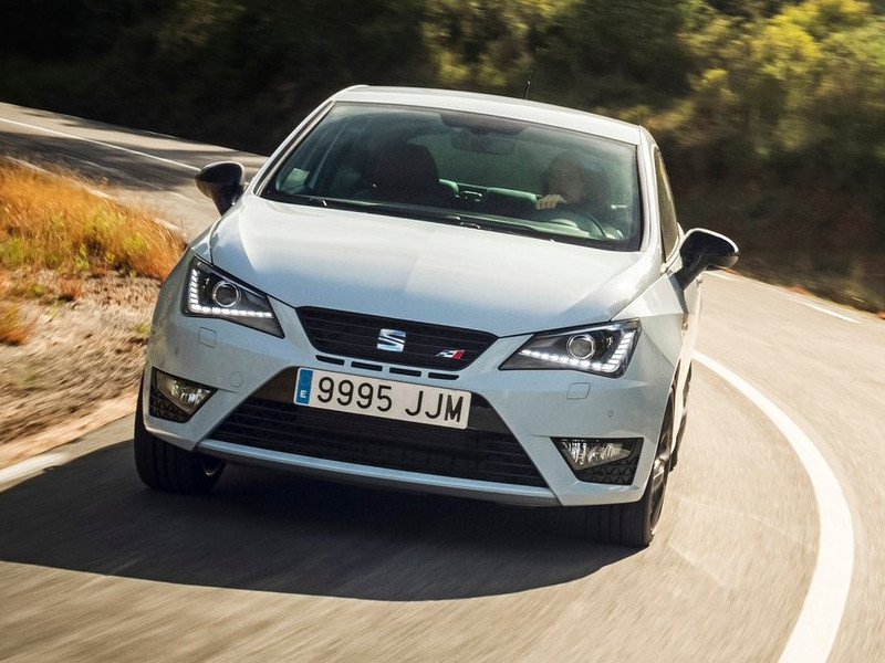 Driven : Seat Ibiza Cupra 1.8 TSI 192ps