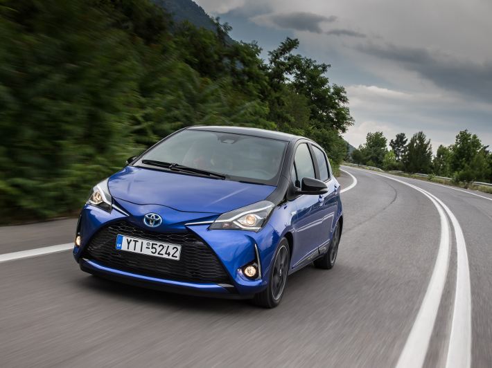 First Drive : Toyota Yaris 1.5