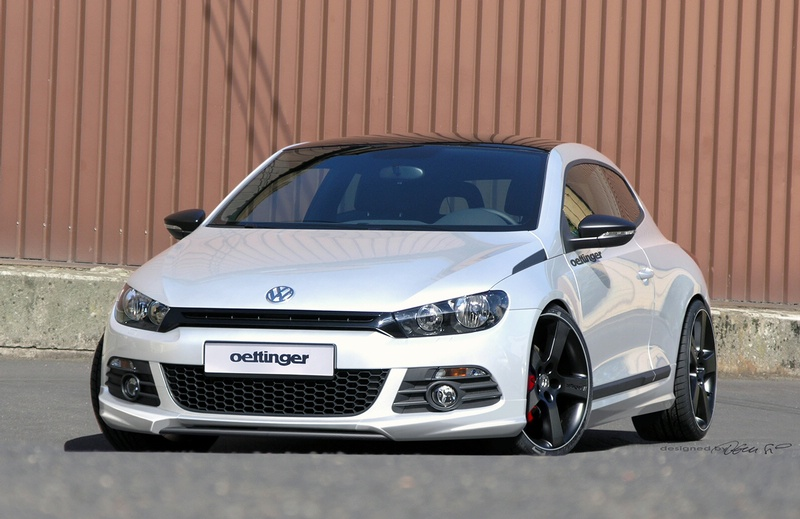VW Scirocco Tuning by Oettinger