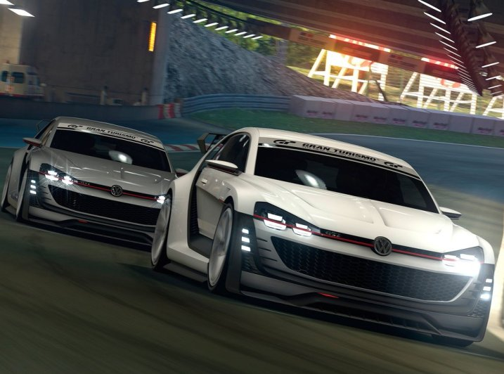 Video : VW GTI Supersport Vision Gran Turismo Concept