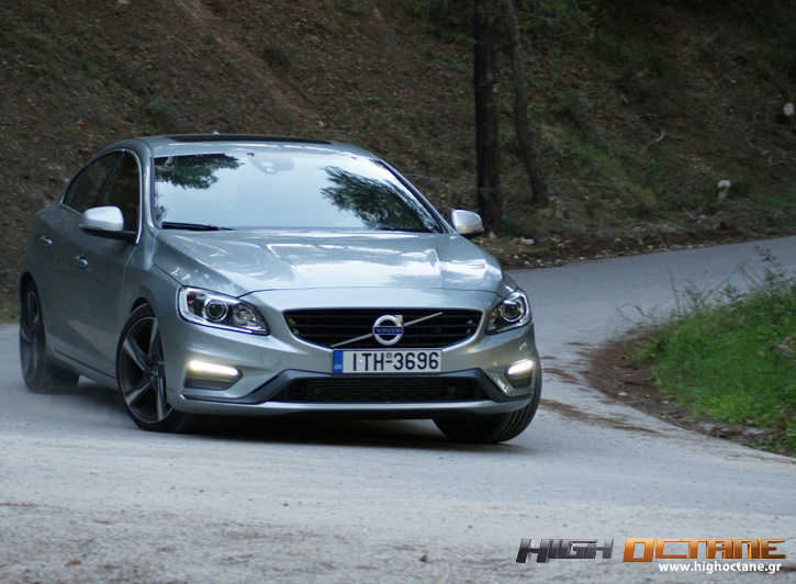 Driven : Volvo S60 T6 306ps AWD Auto