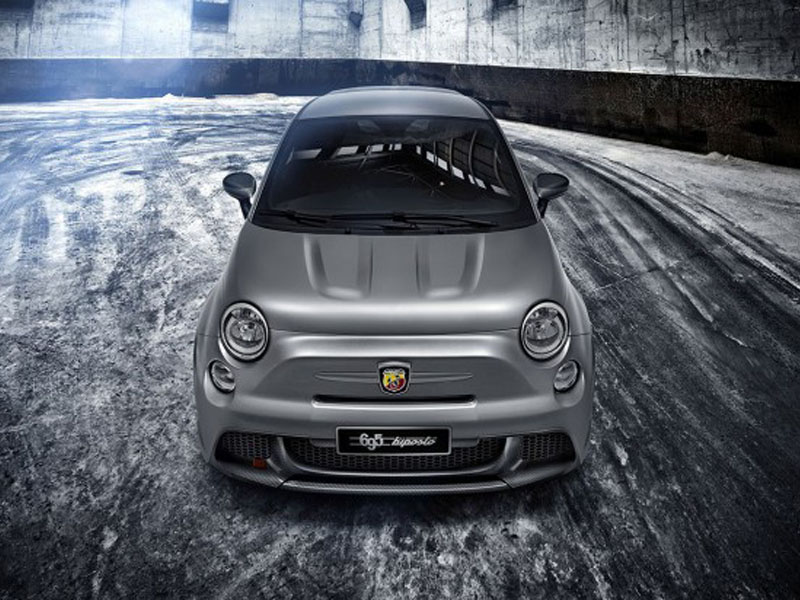 Abarth 695 Biposto (+video)