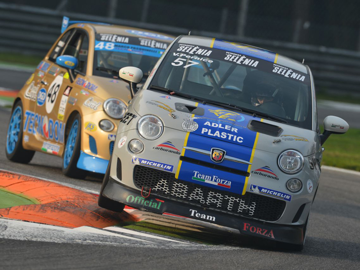 Abarth Trophies 2013