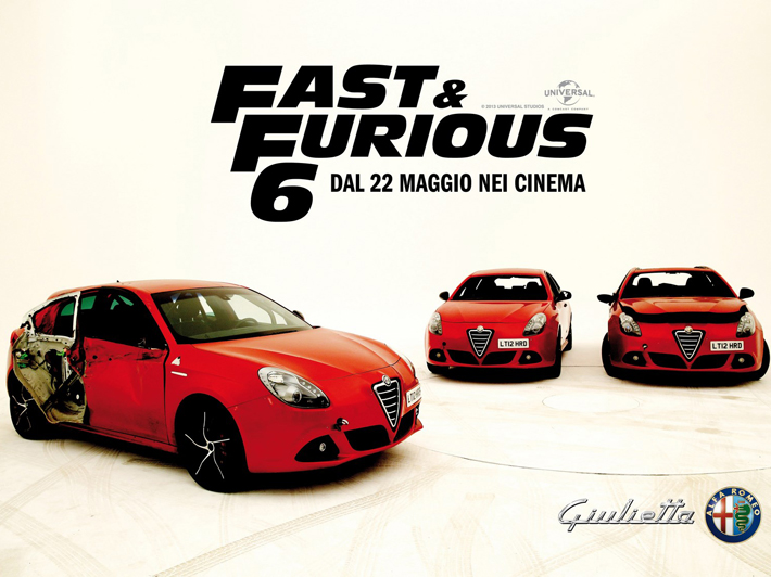 Review : Fast & Furious 6