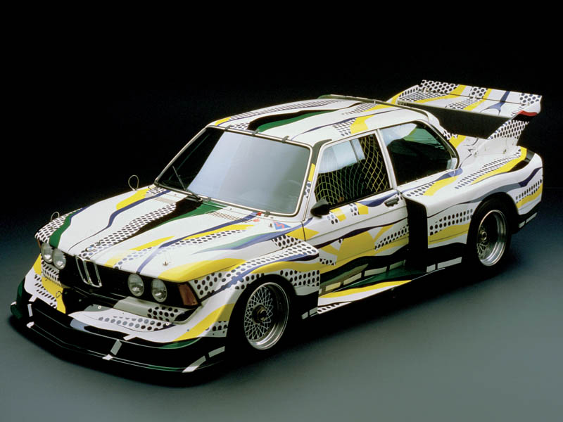 BMW Art Car Collection (+video)