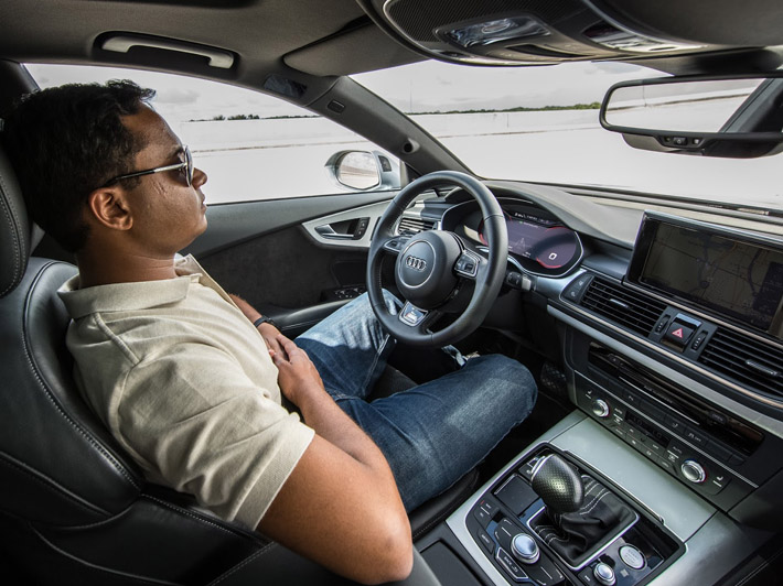 Audi A7 Piloted Driving (+videos)