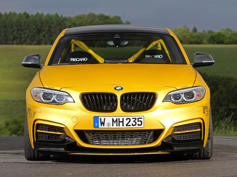 BMW M235i Tuning by Manhart