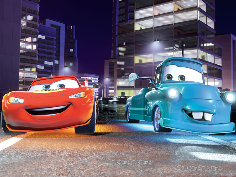 Cars 2: World Grand Prix (+trailer)